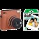 Fujifilm Instax Square SQ1, oranžová + film 1x10 O2 TV Sport Pack na 3 měsíce (max. 1x na objednávku)