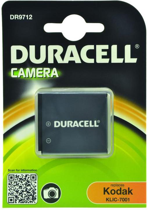 Duracell baterie alternativní pro Kodak KLIC-7001