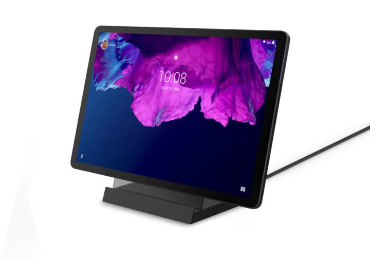 Lenovo TAB P11, 4GB/128GB, LTE, Slate Grey + Dock