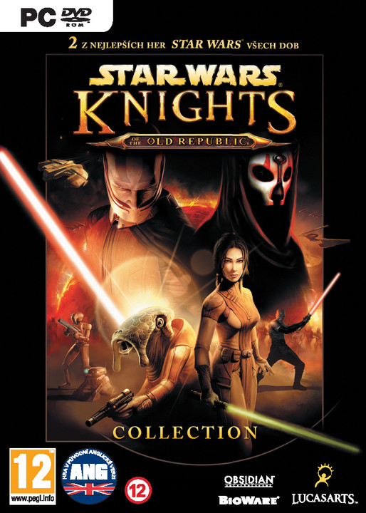 Star Wars: Knights of the Old Republic Collection (PC)