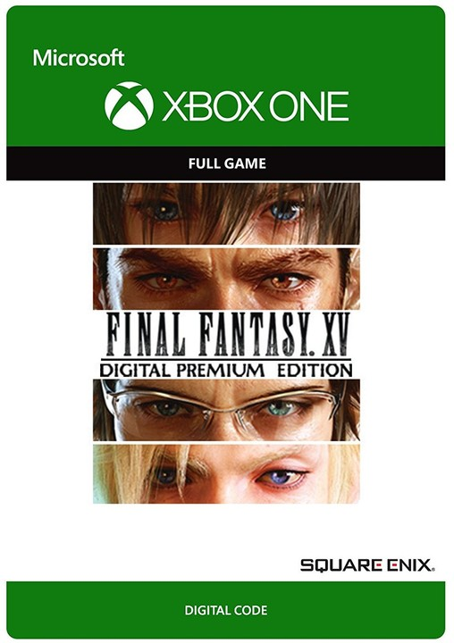 Final Fantasy XV: Digital Premium Edition (Xbox ONE) - elektronicky
