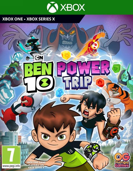 Ben 10: Power Trip (Xbox ONE)