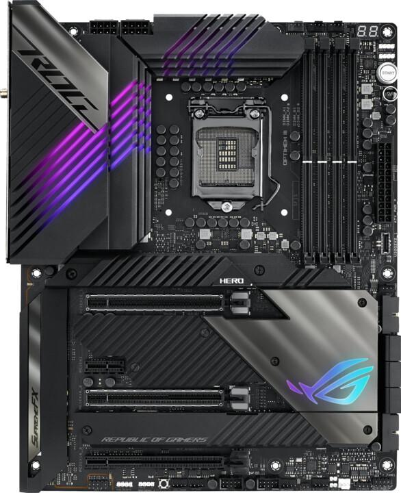 ASUS ROG MAXIMUS XIII HERO - Intel Z590