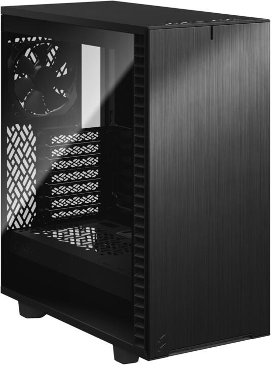 Fractal Design Define 7 Compact Black TG dark