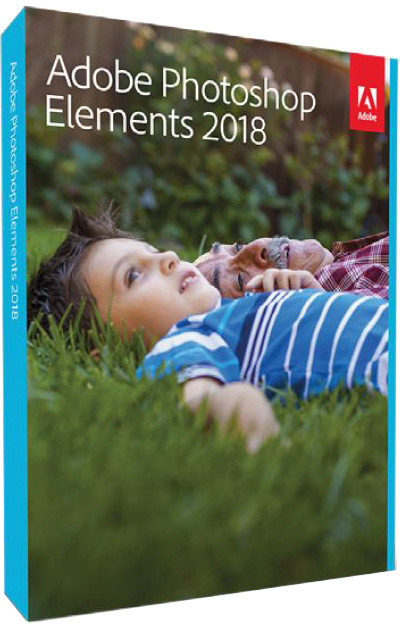 Adobe Photoshop Elements 2018 EN