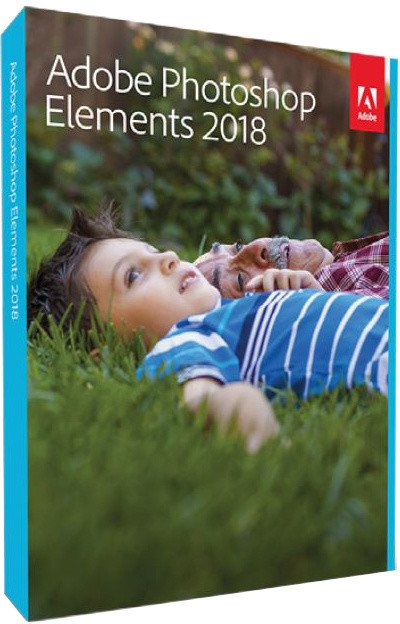 Adobe Photoshop Elements 2018 EN Upgrade