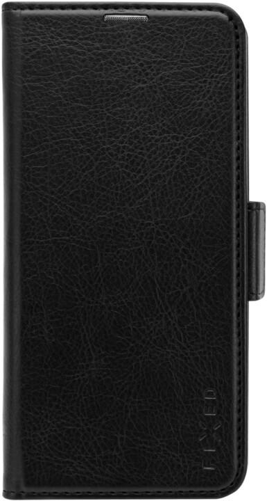 FIXED flipové pouzdro Opus New Edition pro Xiaomi Mi 10T Lite, černá
