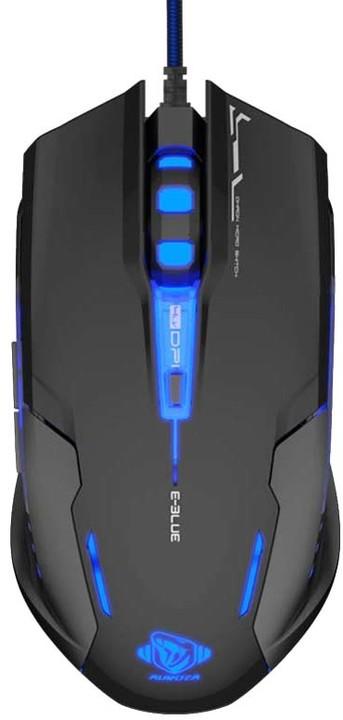 E-Blue Auroza G, černá