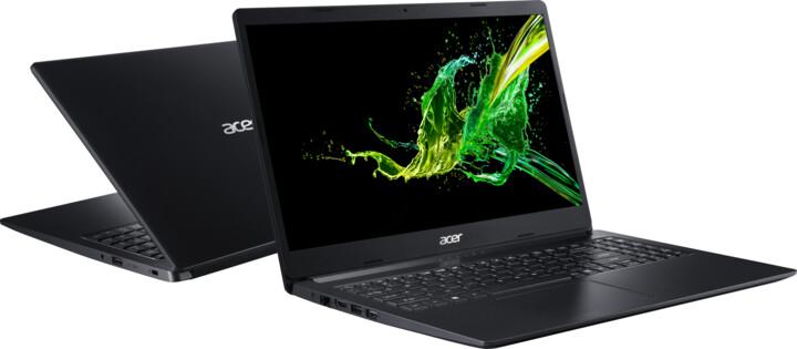 Acer Aspire 3 (A315-22-49RM), černá