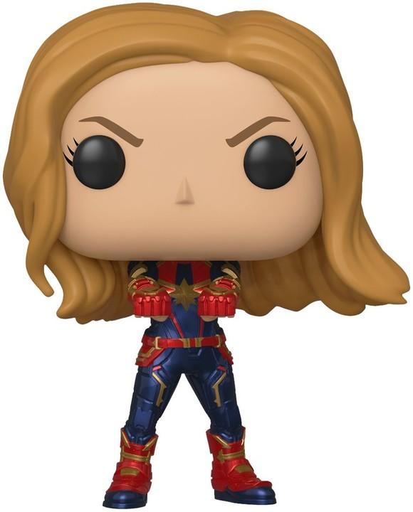 Figurka Funko POP! Avengers: Endgame - Captain Marvel