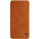 Nillkin Qin Book pouzdro pro Xiaomi Redmi Note 6 Pro, hnědá