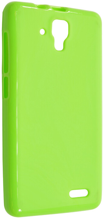 FIXED pouzdro pro Lenovo A536, zelená