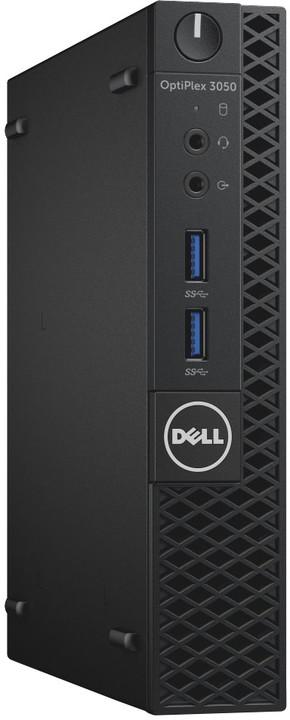 Dell Optiplex 3060 MFF, černá