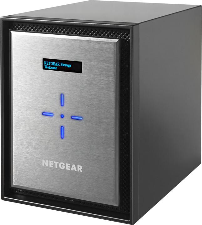 NETGEAR ReadyNAS 526X 18TB (6x3TB)