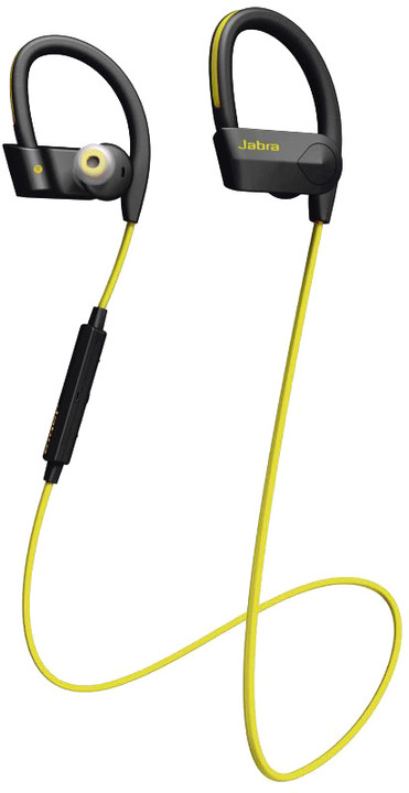 Jabra PACE Bluetooth přenosná stereo HF sada, Yellow
