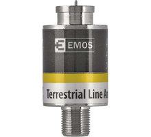 Emos zesilovač signálu DVB-T/T2 30db - 2508000900
