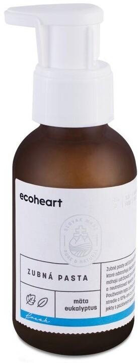 Zubní pasta Ecoheart Fresh, eukalyptus a máta, 100 ml