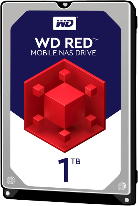 WD Red (JFCX) - 1TB