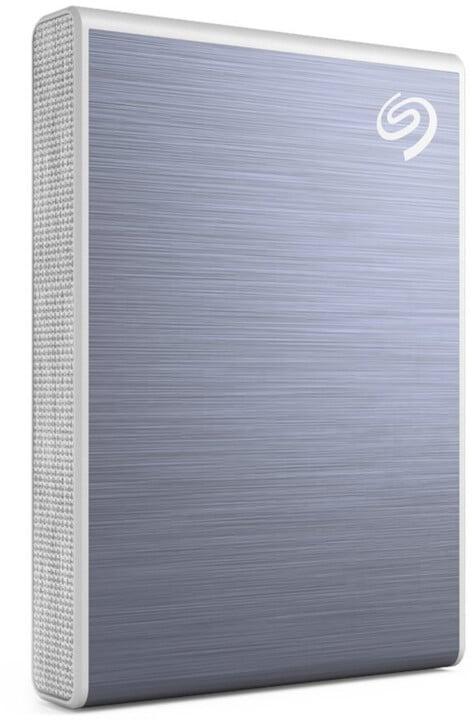 Seagate One Touch - 500GB, modrá