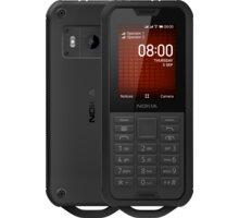 Nokia 800 Tough, Black Elektronické předplatné čtiva v hodnotě 4 800 Kč na půl roku zdarma + Kuki TV na 2 měsíce zdarma