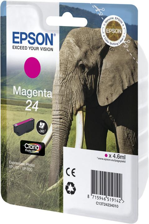 Epson C13T24234010, magenta