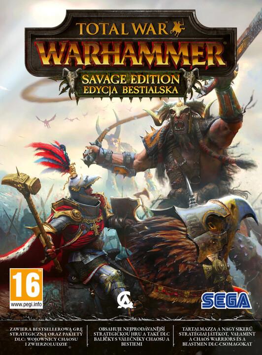 Total War: WARHAMMER: Savage Edition (PC)