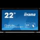 """iiyama ProLite T2235MSC Touch - LED monitor 22""""  + Voucher až na 3 měsíce HBO GO jako dárek (max 1 ks na objednávku)"""