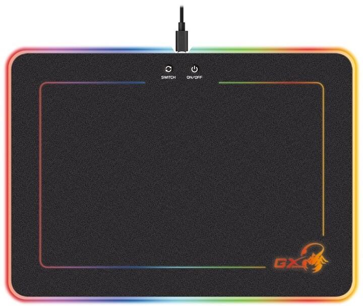 Genius GX-Pad 600H RGB, černá
