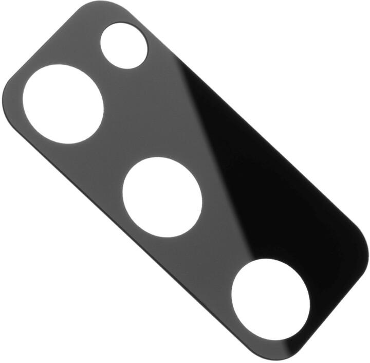 FIXED ochranné sklo fotoaparátu pro Samsung Galaxy S20 FE/FE 5G, černá