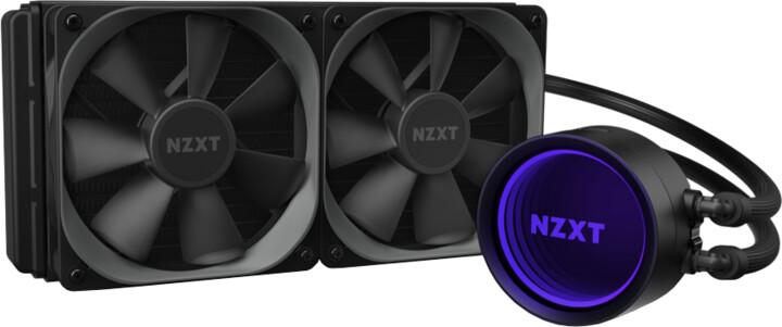 NZXT Kraken X53, 2x120mm