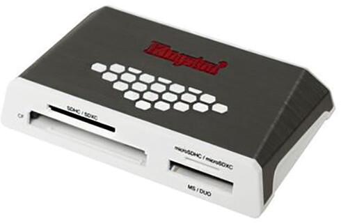 Kingston čtečka paměťových karet, USB 3.0