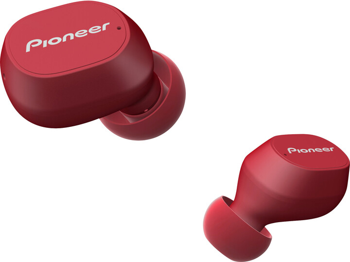 Pioneer SE-C5TW-R, červená