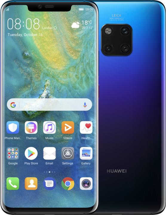 Huawei Mate 20 Pro, 6GB/128GB, Twilight