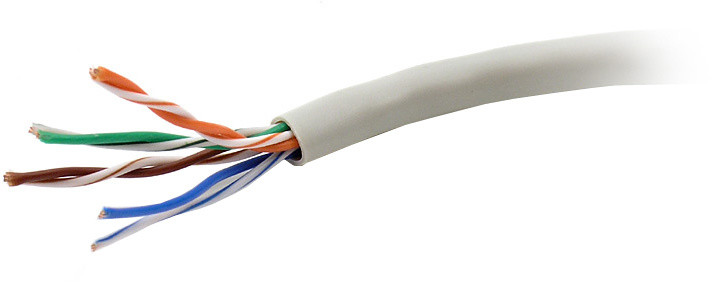 UTP kabel cat.5e 305m (drát)