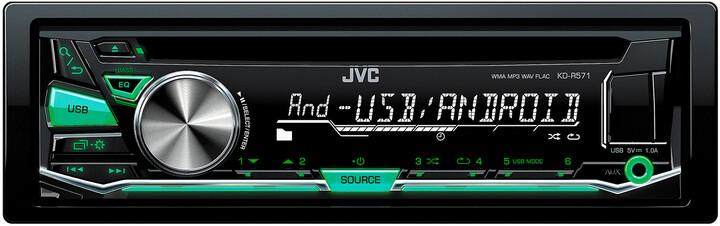 JVC KD R571
