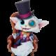 Figurka League of Legends - Gentleman Gnar