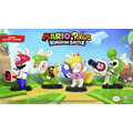 Figurka Mario + Rabbids Kingdom Battle - Rabbid Luigi (16,5cm)