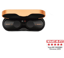 Sony WF-1000XM3, černá - WF1000XM3B.CE7