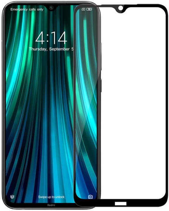 Nillkin tvrzené sklo XD CP+MAX pro Xiaomi Redmi Note 8T, černá