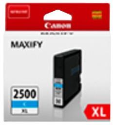 Canon PGI-2500XL C, azurová