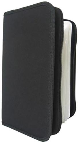 Cover It box-pouzdro:48 CD zapínací černé