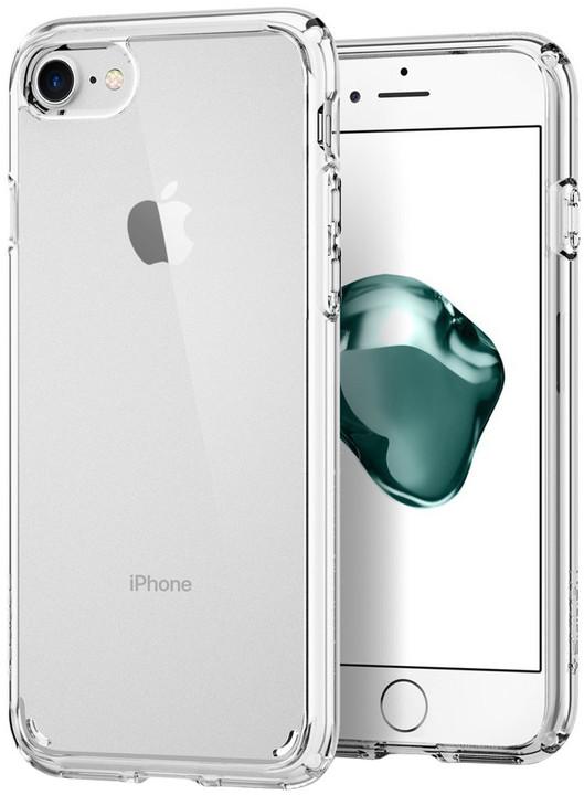 Spigen Ultra Hybrid 2 pro iPhone 7/8/SE 2020, crystal clear