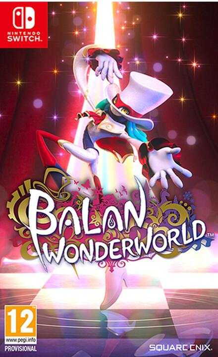 Balan Wonderworld (SWITCH)