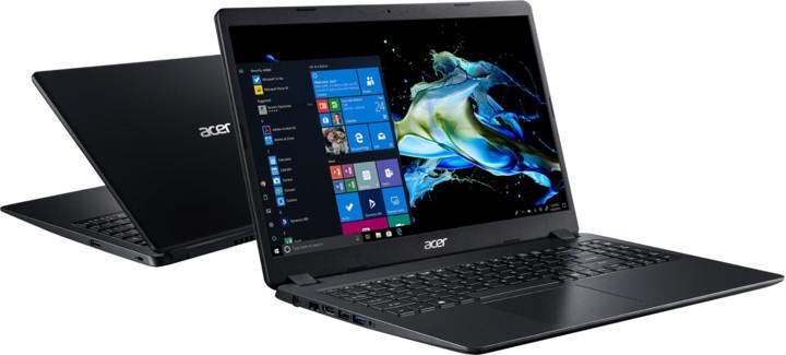 Acer Extensa 215 (EX215-51-392P), černá
