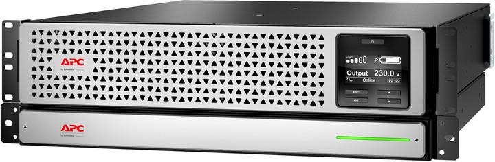 APC Smart SRT Li-Ion 1000VA, RM, 230V, 3U