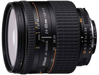 Nikon objektiv Nikkor 24-85mm f/2.8-4D IF AF