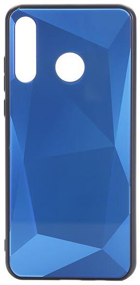 EPICO COLOUR GLASS Case pro Huawei P30 Lite, modrá