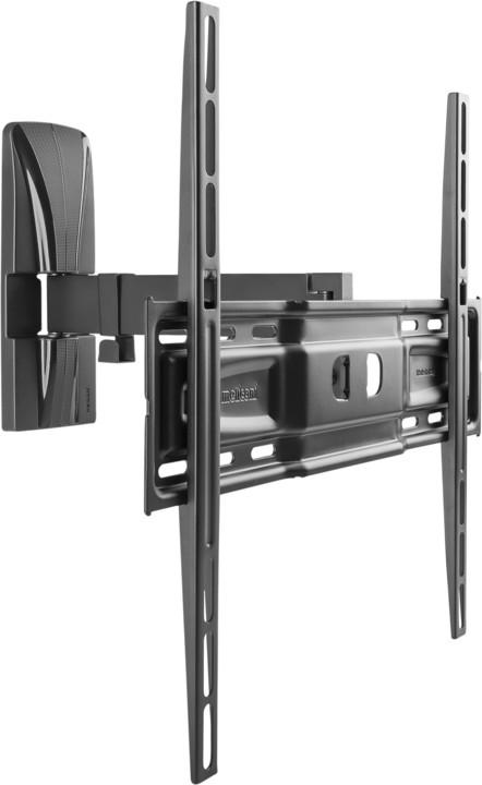 Meliconi 480843 Slim Style 400 SR nástěnný náklonný držák na TV, černá