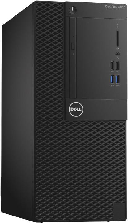 Dell Optiplex 3060 MT, černá