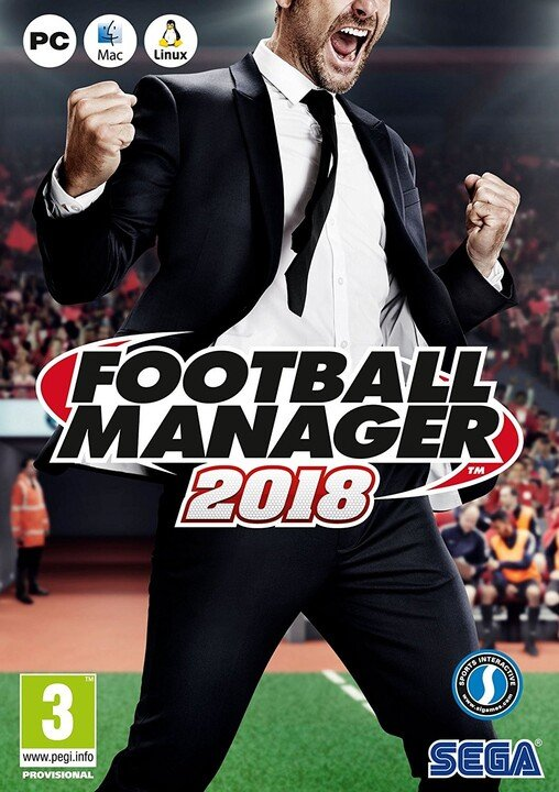 Football Manager 2018 (PC) - elektronicky